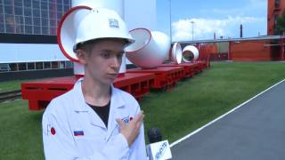 видео Институт металлургии и материаловедения им. А.А.Байкова РАН