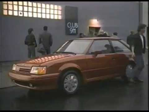 Ford Escort Gt Commercial