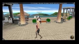Обзор игры Love City 3D, СОЧИ, набережная, отель, бар