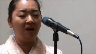 小喜楽 KOKIRAKU 三味線:ロドリゲス・ホルヘ 唄:江原真実 唄・太鼓:...