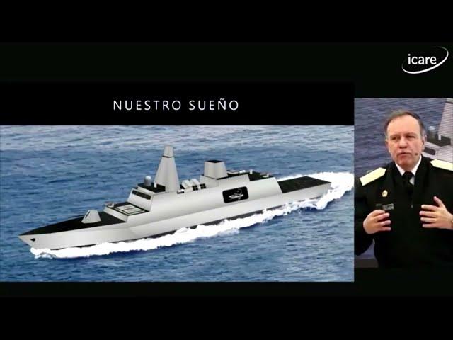Exposición Almirante Leiva - Encuentro