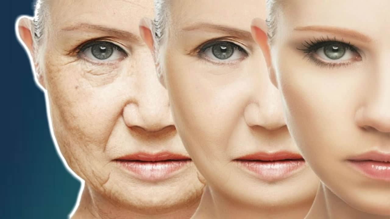 Facial care after 50 years. Efficient skin care after 50 years