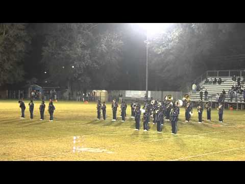 Kentwood High Magnet School Marching Band