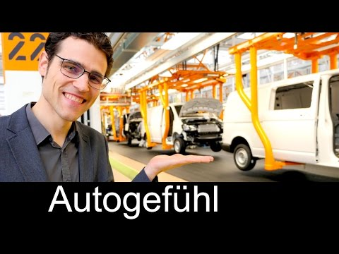 VW Volkswagen Transporter T6 production assembly plant REPORT Werk Hannover Produktion