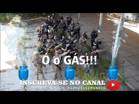 Ó o Gas Airsoft Rio de Janeiro | Diário de Combate