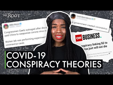 Unpacking COVID-19 and Conspiracy Theories in the Black Community ...