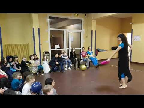 Danse orientale (1)