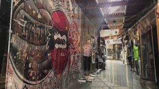 モロッコ旅行・カサブランカ 散歩道!Morocco Trip Casablanca walk!