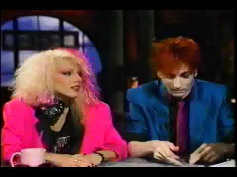 Missing Persons Cute Interview 1983 with Dale Bozzio,Terry Bozzio, Warren Cuccurello