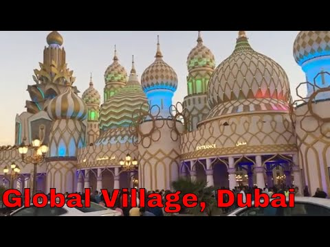 Global Village Dubai 2018-2019