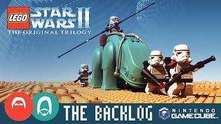 Lego Star Wars II: The Original Trilogy (Gamecube 2006) - FAMILY FRIENDLY BACKLOG - The Backlog