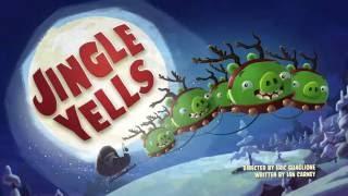 Злые птички Angry Birds Toons 1 сезон 40 серия Звенящие вопли все серии подряд