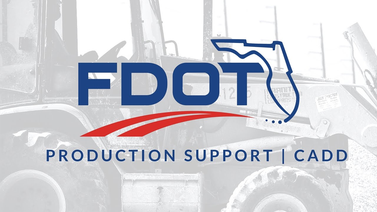 GEOPAK Drainage for FDOT Projects