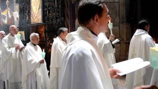 Храм Гроба Господня. Католическая служба.(, 2012-01-03T18:53:58.000Z)