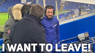 """Eden Hazard """"I want to join Real Madrid"""" Chelsea superstar wants out!"""