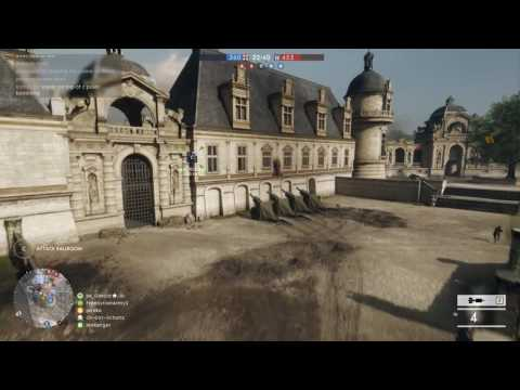 Battlefield 1 - Conquest match 27 - 1080p 60fps PC - No commentary