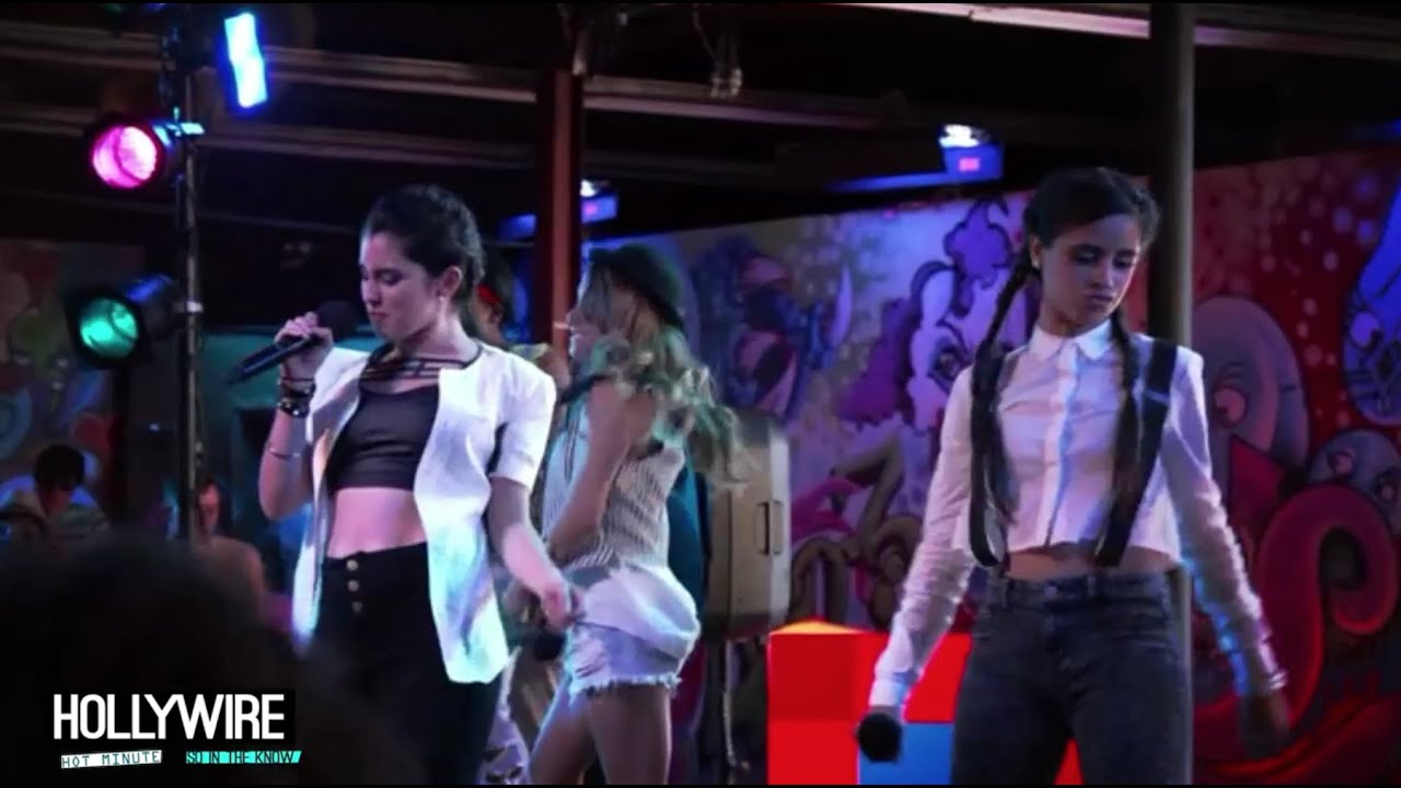 Fifth Harmony u0027Faking Itu0027 Scene