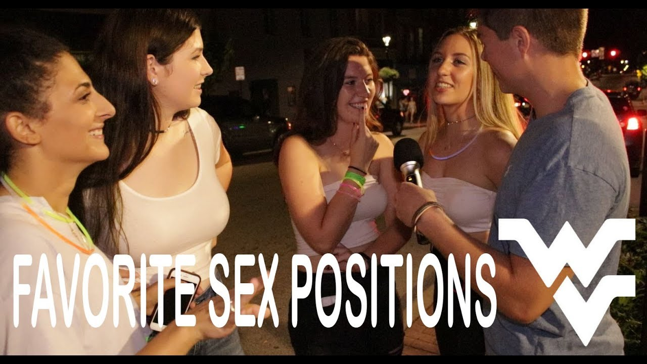 College Girls On Favorite Sex Positions (West Virginia University) |  DOSSIFYING