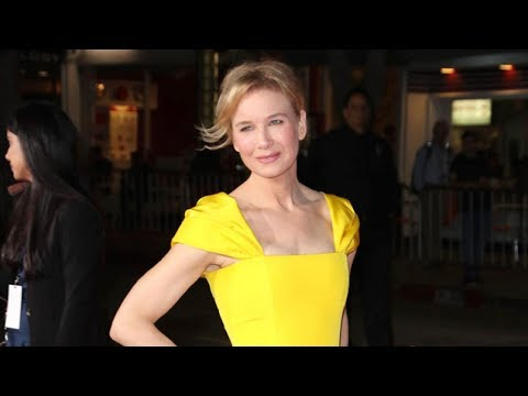 ¿Por qué Renée Zellweger desapareció de Hollywood? || Últimas Noticias