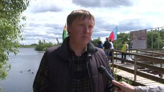 2018-06-08 - Экологический урок на озере Киово (Лобня)