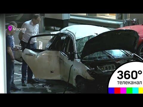 На юге Москвы два человека погибли в ДТП - СМИ2