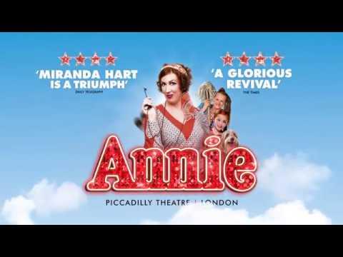 Annie West End Trailer