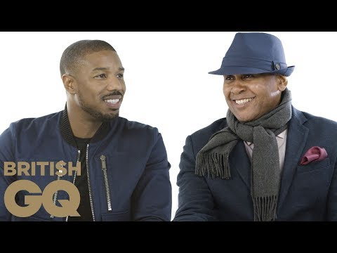 Michael B Jordan on Black Panther, race and power | British GQ