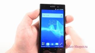 Видеообзор телефона Sony Xperia ion от Video-shoper.ru(Представляем новинку от компании Sony Вашему вниманию Sony Xperia ion Великолепный HD-экран, двухъядерный процессор..., 2012-07-25T09:35:28.000Z)