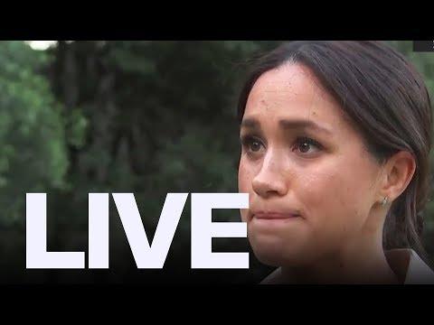 Meghan Markle Emotional Over Scrutiny | ET Canada LIVE