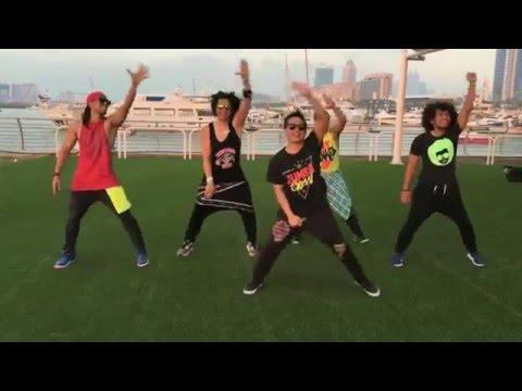 Swagger Jagger  Cher Lloyd Zumba® Fitness Choreo by Earl Clinton Quizon