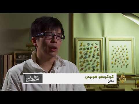 هذا الصباح- فنان يبتكر مجسمات صغيرة من الصلصال  - 12:22-2018 / 6 / 19