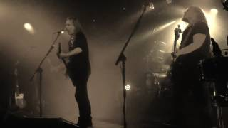"New Model Army, ""Eyes Get Used To The Darkness"", Warsaw (11.10.2016)"