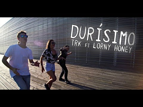 T.R.K. - DURÍSIMO (FT. LORNY HONEY) // T.R.K. & FRIENDS [PROD. SONS OF THE BEATS]