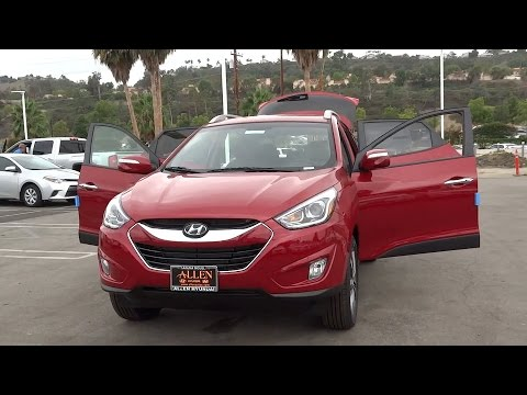 2015 Hyundai Tucson Orange County, Irvine, Laguna Niguel, Newport Beach,  Mission Viejo. 7685. Allen Family Automotive