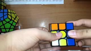 Cách giải rubik 3x3 phần cuối: hoán cạnh, góc pll