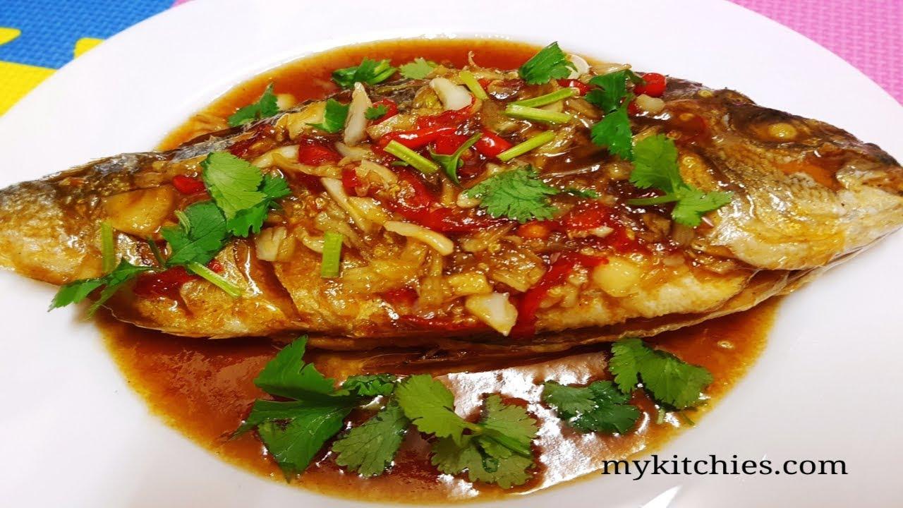 [Ẩm Thực Trung Quốc] Cá chép sốt Thiên An