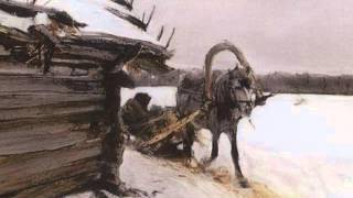 А. С. Пушкин ''Зима!.. Крестьянин, торжествуя''