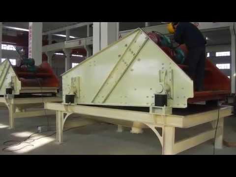 Dewatering Screen-Shanghai Lipu Heavy Industry Co.,Ltd