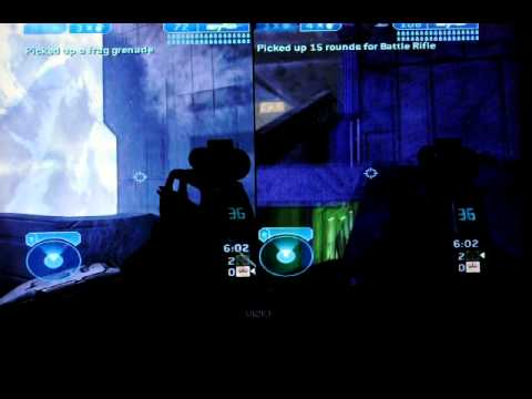halo 2 bxr and double shot tuturial