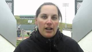 SRU Lacrosse vs. Shippensburg- 3/31/12