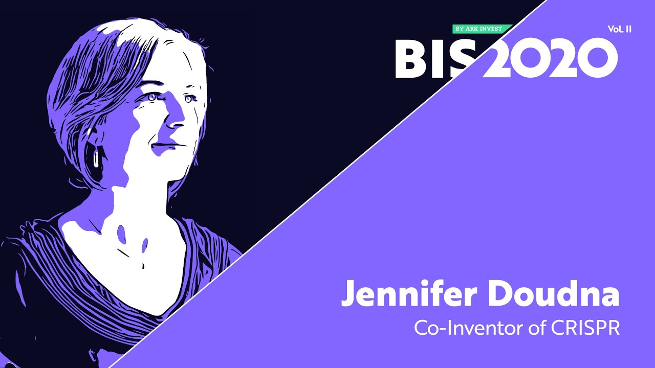 CRISPR Talk with Jennifer Doudna | #BIS2020