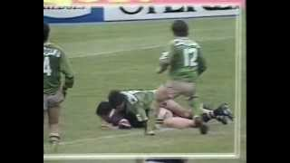 1987 Major Preliminary Semi Eastern Suburbs (Sydney) Roosters vs Canberra Raiders