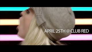 The Ting Tings live April 25th at Club Red in Mesa!