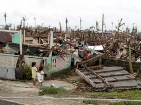 Guiuan Eastern Samar After Typhoon Yolanda