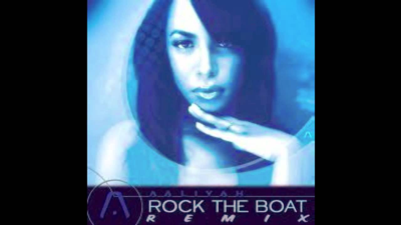Aaliyah - Rock The Boat (Remix) - YouTube
