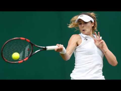 How Heather Watson can beat Serena Williams – according to Alizé Cornet