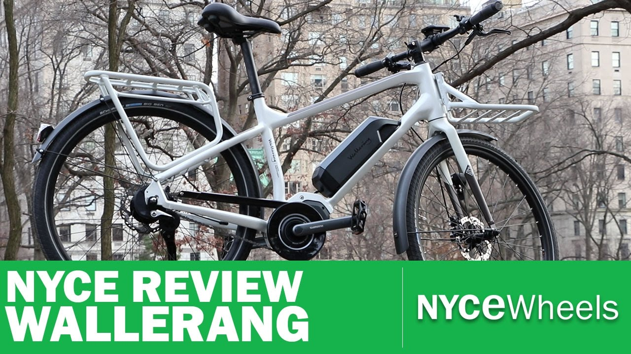 Electric Bike Review >> The Wallerang The Perfect Commuter E Bike Electric Bike Review