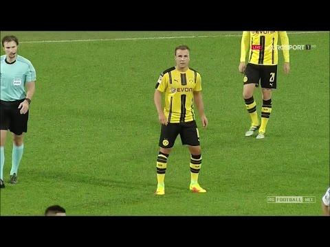 Mario Götze vs Sunderland | Return (05/08/2016) | HD