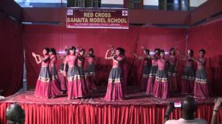 Keerats Maiden Social Act : at Bal Bhawan School Annual Day: Radha -Radha