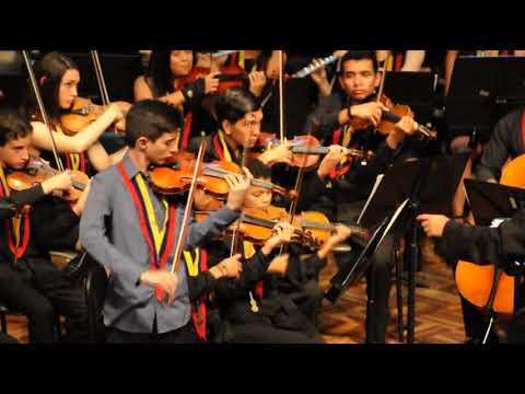 Concierto N°1 para Violín de Paganini / Solista José Alejandro Hernández